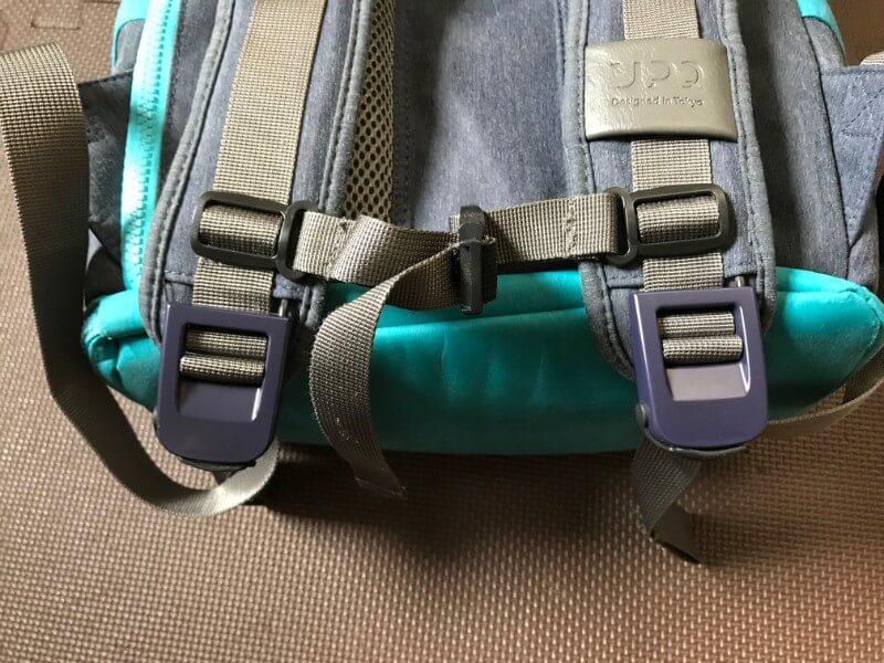 UPQ Bag BP02miniショルダーバックル