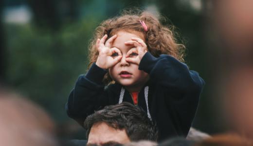 ミラーレスカメラで子供を可愛く撮るためのマニュアルモード撮り方