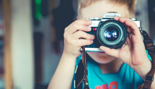 【体験口コミ】子供を撮るならミラーレスカメラと一眼レフどっちを買うべき?