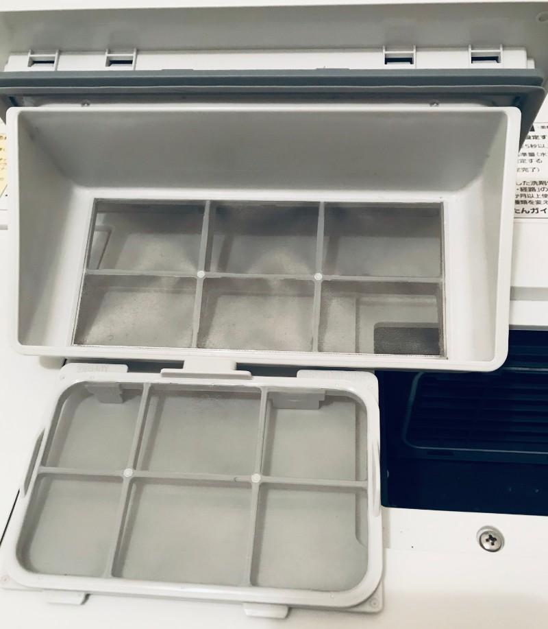 Panasonic NA-VX8900レビュー!乾燥ホコリ取りしやすいのが最高です