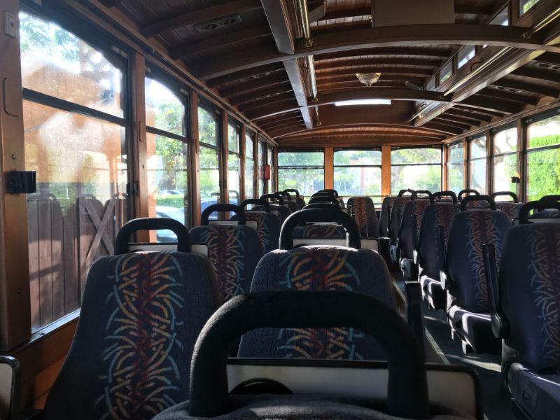 ココガーデンリゾートとルネッサンスリゾートの往復バス